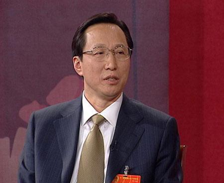 吉林省省长韩长赋