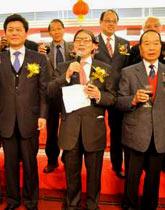 霍震霆祝愿香港运动员能够取得历史新佳绩