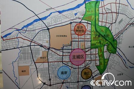浐灞生态区规划图-1