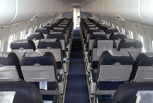 飞机驾驶舱座椅3d模型