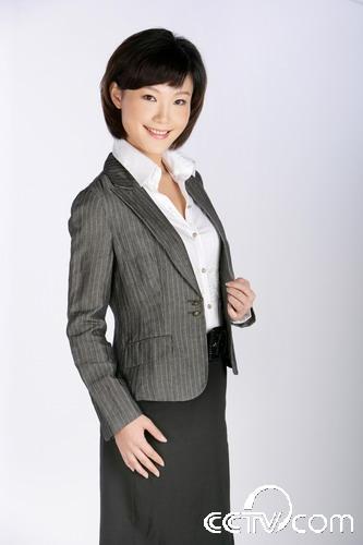 广西电视台主持人许菲