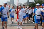 奉献关爱 上海大众发起爱心圣火传递总动员